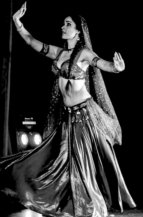 Indian fusion dance by Sonia Ochoa
